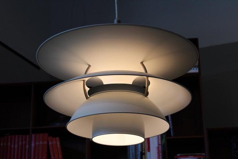 20th Century Poul Henningsen PH 6 1/2 - 6 Pendant for Louis Poulsen For Sale