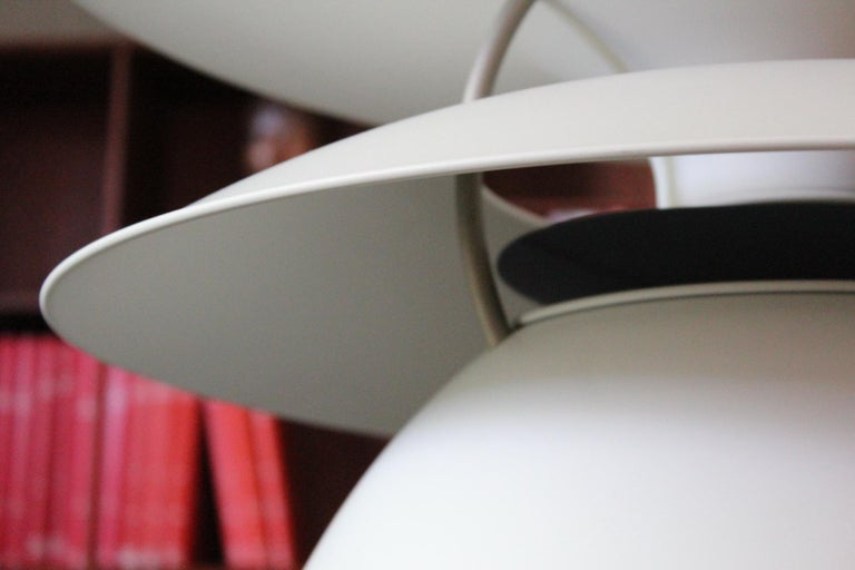 Poul Henningsen PH 6 1/2 - 6 Pendant for Louis Poulsen For Sale 3