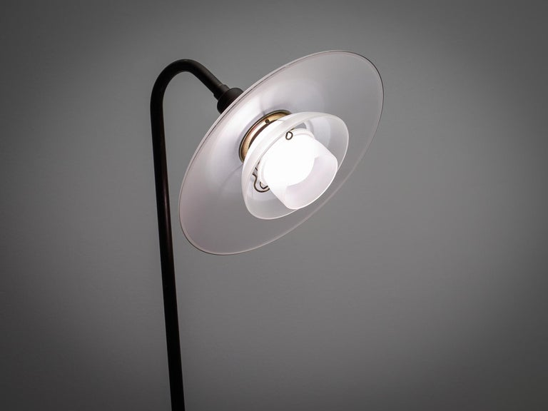 Mid-Century Modern Poul Henningsen PH-7 Floor Lamp for Louis Poulsen For Sale