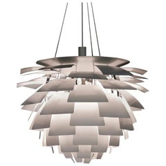 Poul Henningsen, PH Artichoke Chandelier Lamp, 1958 for Louis Poulsen
