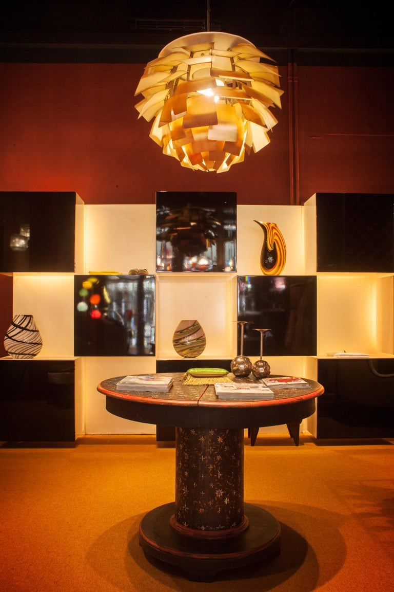 Mid-Century Modern Poul Henningsen PH Artichoke Pendant Lamp, for Louis Poulsen, 1958 For Sale