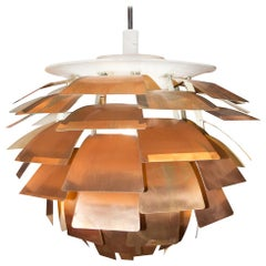 Poul Henningsen PH Artichoke Pendant Lamp, for Louis Poulsen, 1958