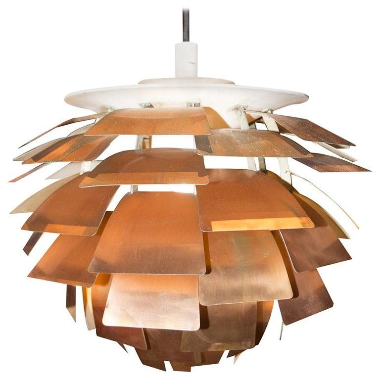 Poul Henningsen PH Artichoke Pendant Lamp, for Louis Poulsen, 1958 For Sale