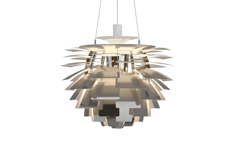 American Poul Henningsen Ph Artichoke Pendant, X-Large For Sale