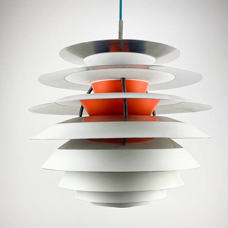 Lacquered Poul Henningsen,