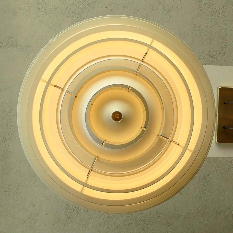 Poul Henningsen Ph Louvre Pendant Light For Sale 1