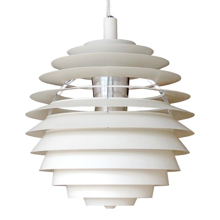 Poul Henningsen Ph Louvre Pendant Light For Sale