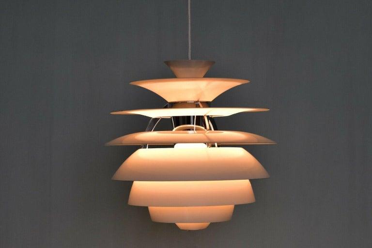 Poul Henningsen PH Snowball Pendant Lamp by Louis Poulsen, Denmark For Sale 3