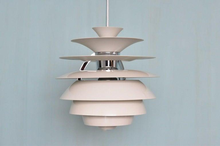 Poul Henningsen PH Snowball Pendant Lamp by Louis Poulsen, Denmark For Sale 1