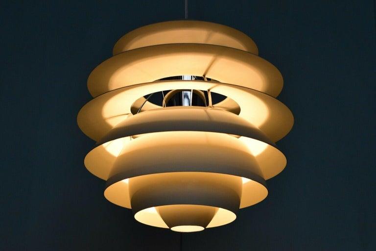 Poul Henningsen PH Snowball Pendant Lamp by Louis Poulsen, Denmark For Sale 2