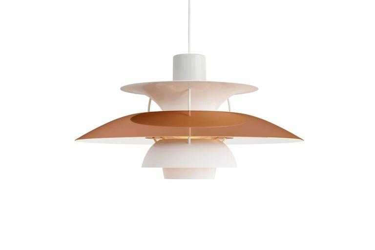 Contemporary Poul Henningsen Ph5 Pendant For Sale