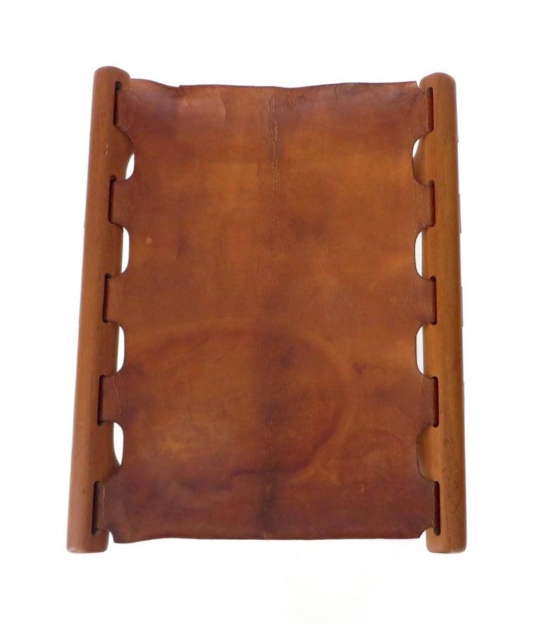Poul Hundevad Danish Folding Stool PH 43 For Sale 4