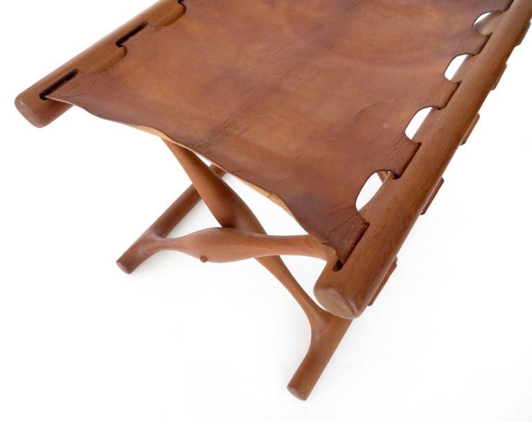 Poul Hundevad Danish Folding Stool PH 43 For Sale 7