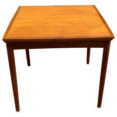 Poul Hundevad Danish Teak Extension Table