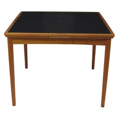 Poul Hundevad Reversible Top Dining and Game Table