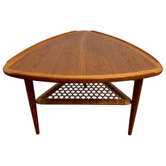 Poul Jensen for Selig Teak Guitar Pick Table