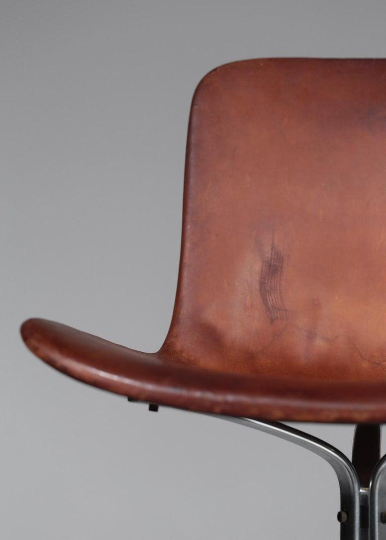 Poul Kjaerholm Chair, Model PK9 for Kold Christensen For Sale 5