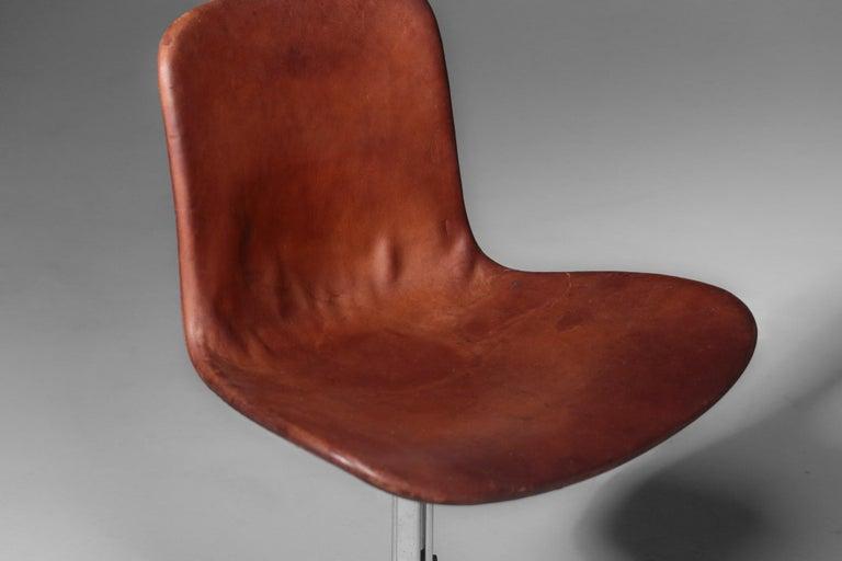Poul Kjaerholm Chair, Model PK9 for Kold Christensen For Sale 6