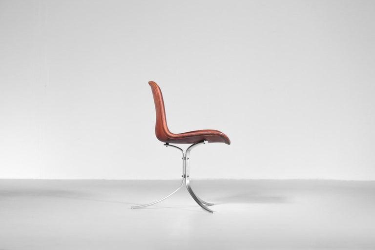 20th Century Poul Kjaerholm Chair, Model PK9 for Kold Christensen For Sale