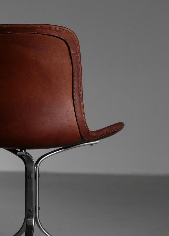 Poul Kjaerholm Chair, Model PK9 for Kold Christensen For Sale 2