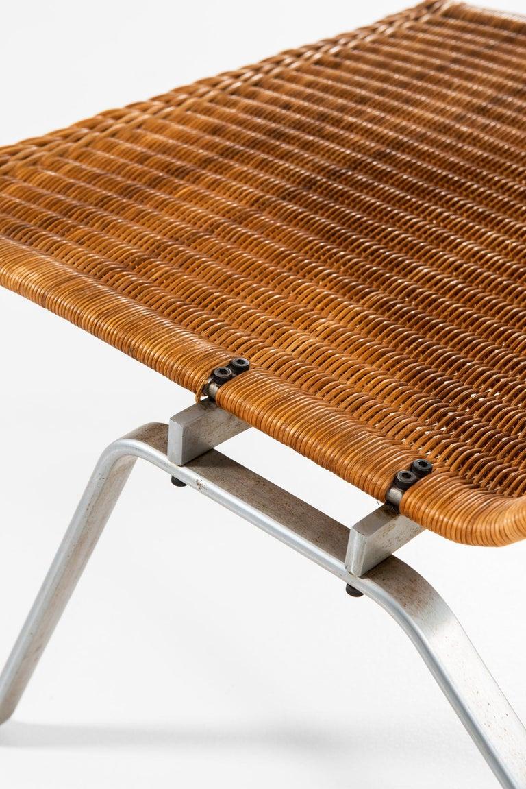 Poul Kjærholm Easy Chairs Model PK-22 Produced by E. Kold Christensen in Denmark For Sale 2