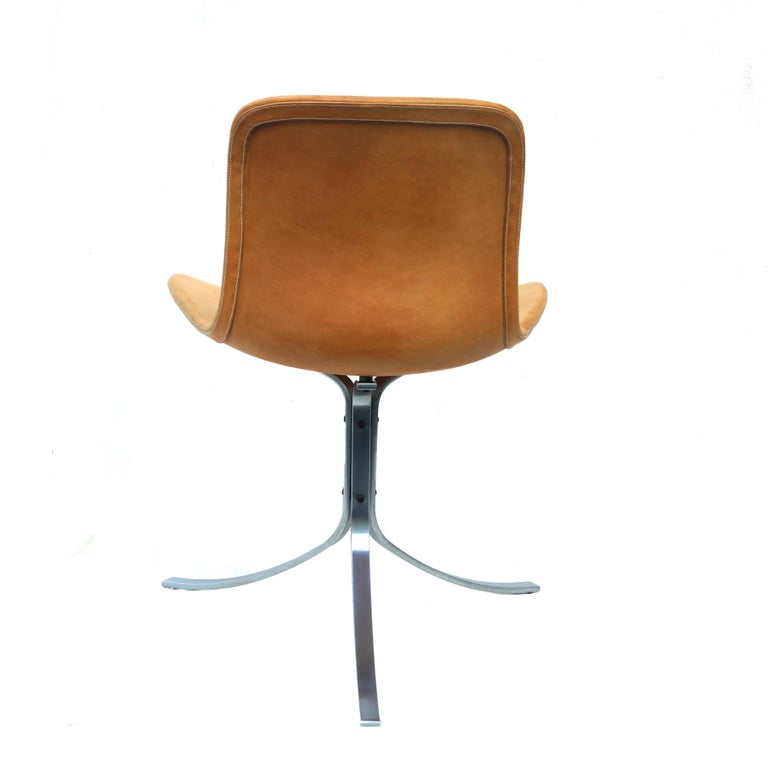 Danish Poul Kjærholm for Fritz Hansen PK-9 Chair For Sale
