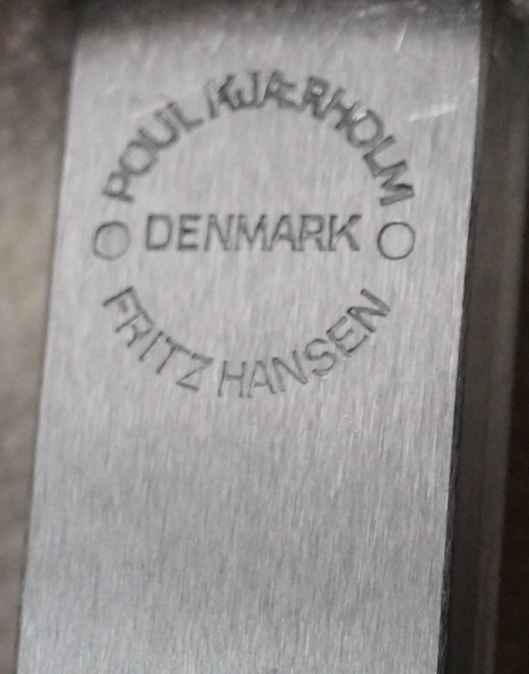Mid-20th Century Poul Kjærholm for Fritz Hansen PK-9 Chair For Sale