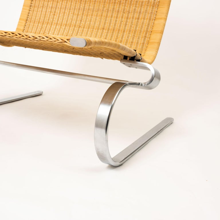 Other Poul Kjaerholm for Fritz Hansen PK20 Lounge Chair For Sale