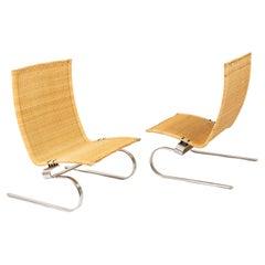 Poul Kjaerholm for Fritz Hansen PK20 Lounge Chair