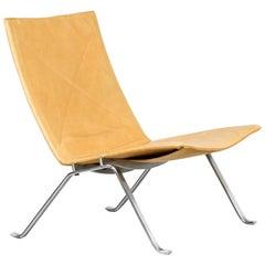 Poul Kjaerholm Lounge Chair, Model PK22 for Kold Christensen