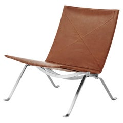 Poul Kjærholm Model Pk22 Easy Chair