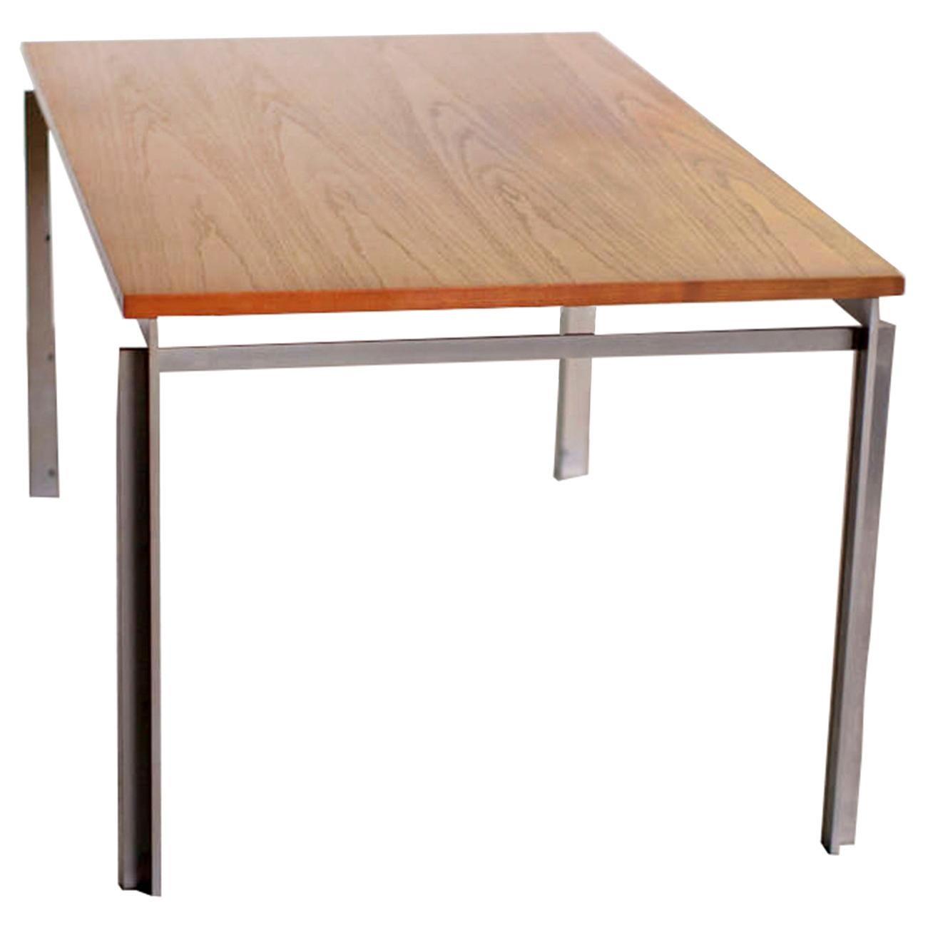 Poul Kjærholm PK 53 Work / Dining Table-Desk Danish 1950s by E. Kold Christensen
