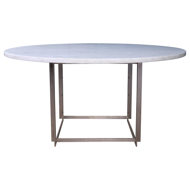 Poul Kjaerholm PK-54 Dining Table by E. Kold Christensen, Denmark