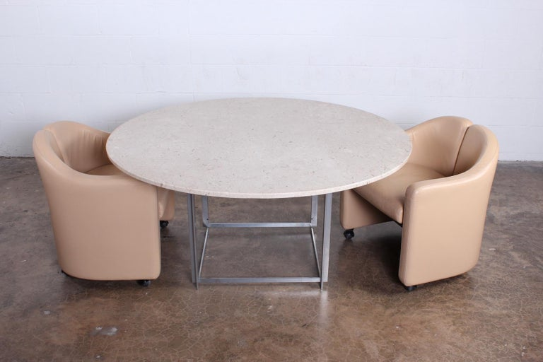 Poul Kjaerholm PK-54 Dining Table by E. Kold Christensen For Sale 10