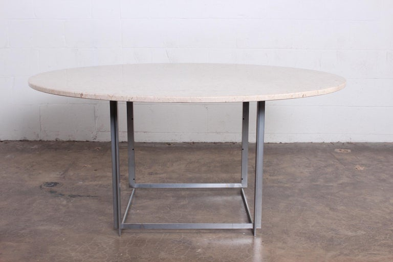 Poul Kjaerholm PK-54 Dining Table by E. Kold Christensen For Sale 3