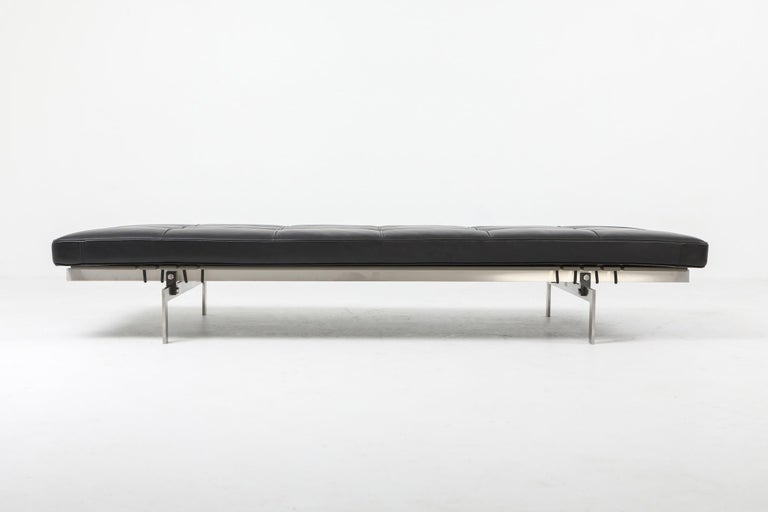 Poul Kjaerholm PK 80 daybed for Fritz Hansen In Excellent Condition For Sale In Antwerp, BE