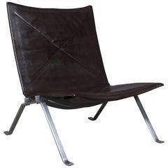 Poul Kjærholm PK22 Lounge Chair, Kold Christensen