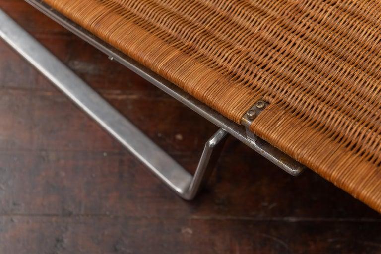Poul Kjaerholm PK24 Chaise Lounge For Sale 4