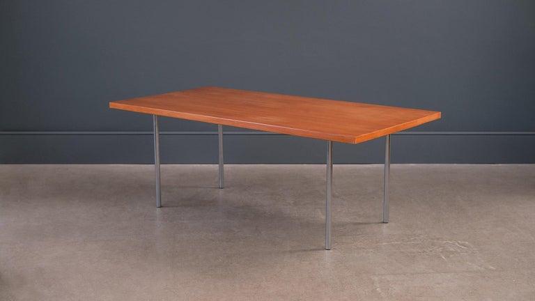 20th Century Poul Kjærholm PK41 Table For Sale