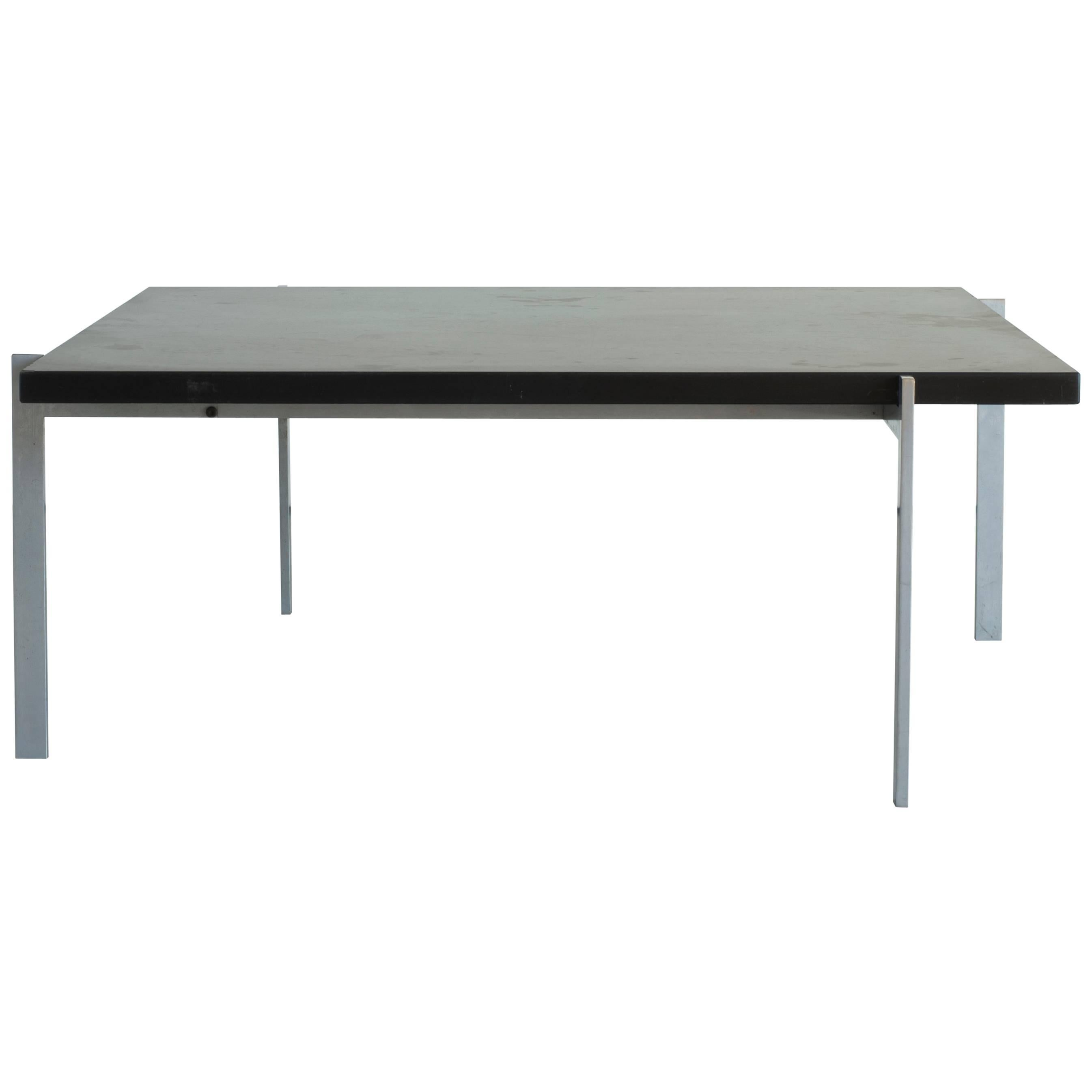 Poul Kjaerholm PK61 Coffee Table for E. Kold Christensen