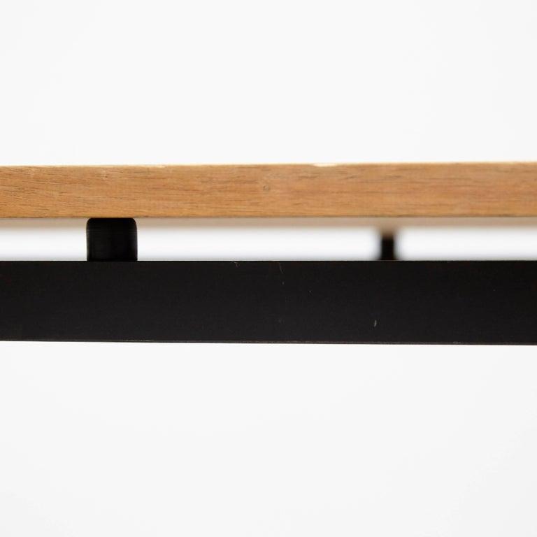 Poul Kjaerholm Professors Desk In Good Condition For Sale In Barcelona, Barcelona