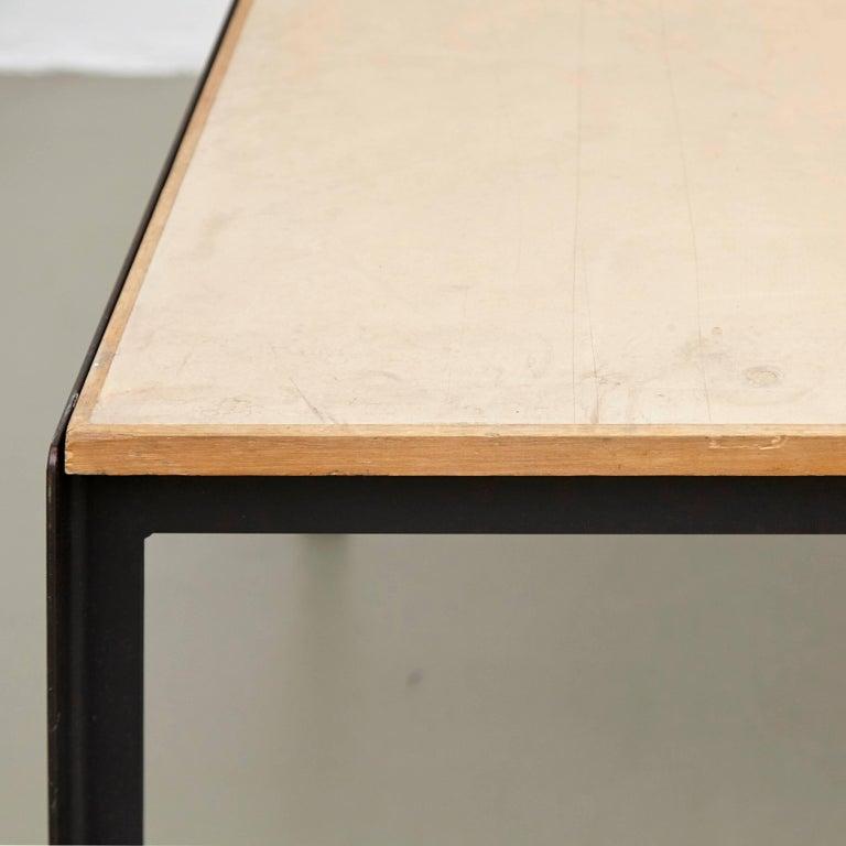 Mid-20th Century Poul Kjaerholm Professors Desk For Sale
