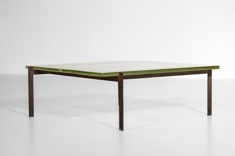 Poul Kjærholm Style Coffee Table Scandinavian