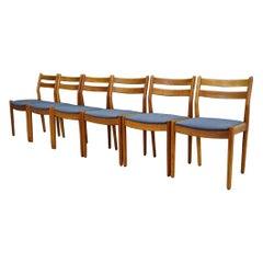 Poul M. Volther Chairs Teak Vintage Retro