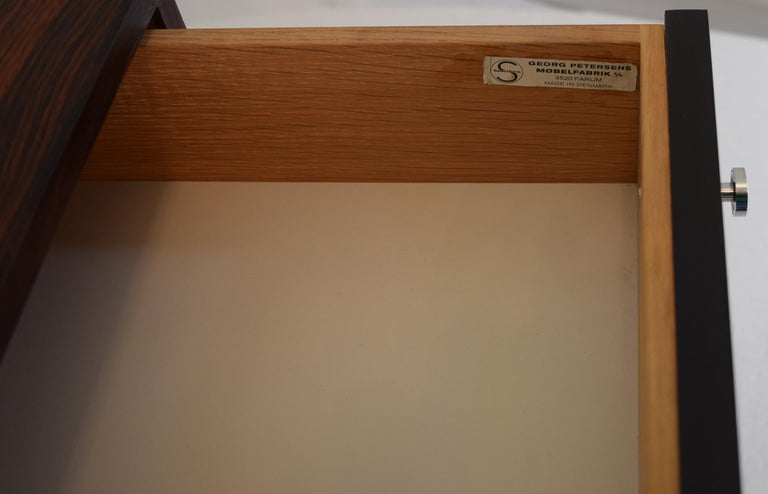 Poul Norreklit Variable Height Cabinet For Sale 3