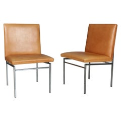 Poul Nørreklit Set of Chairs