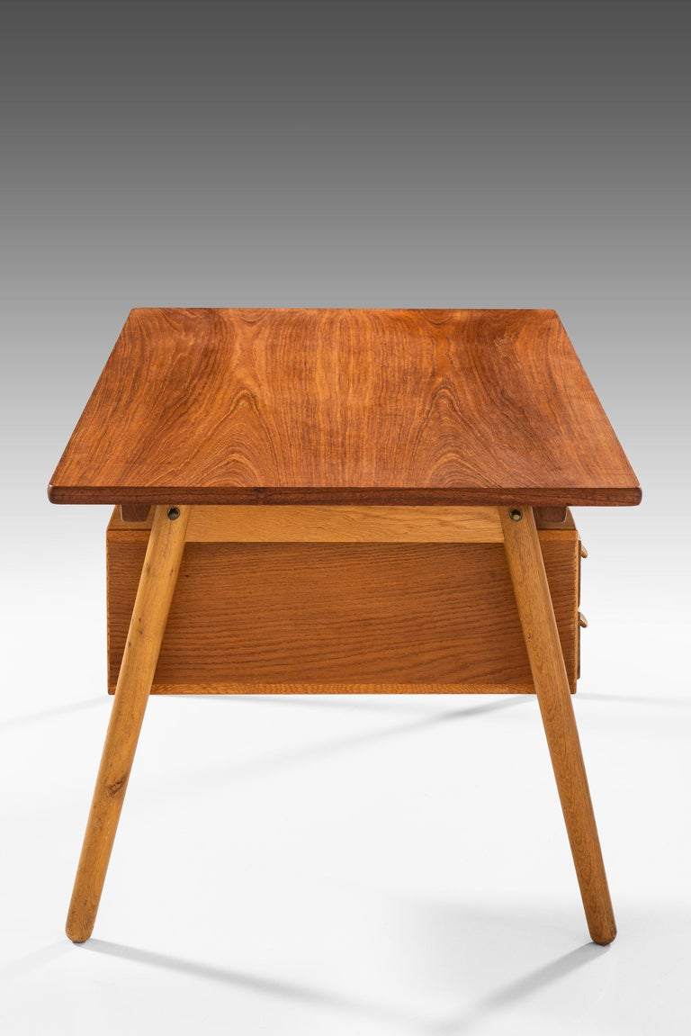 Poul Volther Desk Produced by FDB Møbler in Denmark For Sale 3