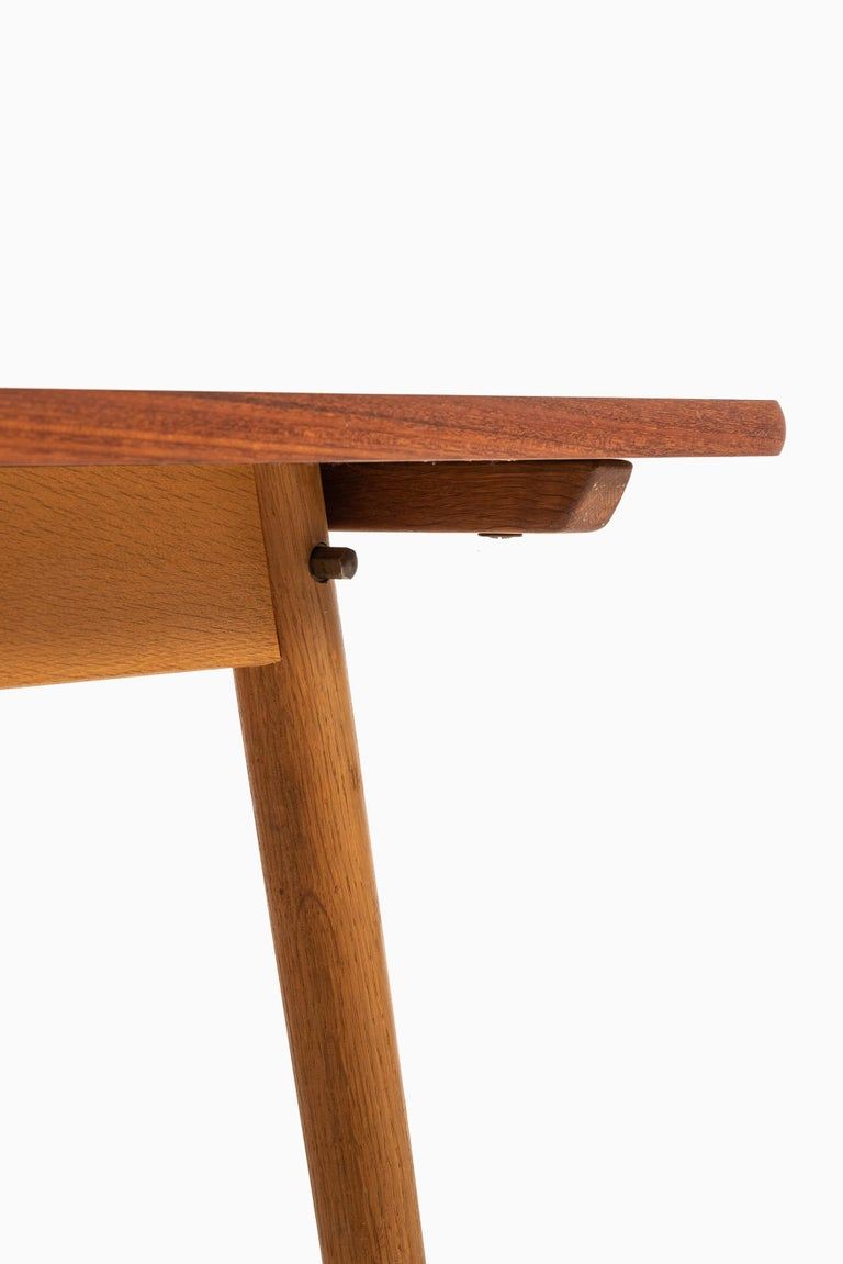 Mid-20th Century Poul Volther Desk Produced by FDB Møbler in Denmark For Sale