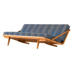 Poul Volther Sofa / Daybed Model Diva / 981 Produced by Gemla in Sweden