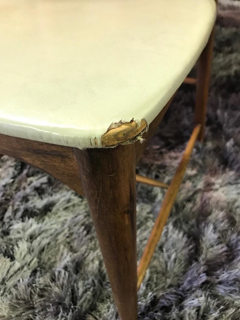 Povl Dinesen Midcentury Teak Desk and Chair by Danish Designer Kai Kristiansen For Sale 6